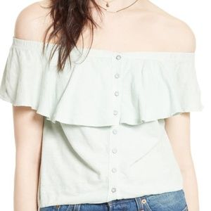 Free People Love Letter Top